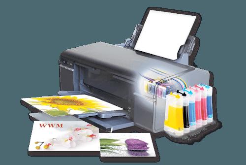 Настройка принтеров и факсов в Кстове